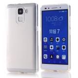 Husa de protectie Slim TPU pentru Huawei Honor 7, Transparenta