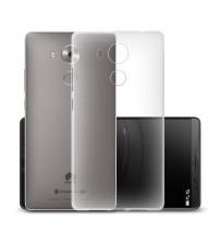 Husa de protectie Slim TPU pentru Huawei Mate 8, Transparenta