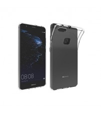 Husa de protectie Slim TPU pentru Huawei P10 Lite, Transparenta