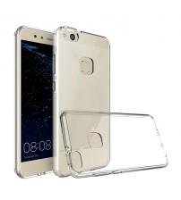 Husa de protectie Slim TPU pentru Huawei P10 , Transparenta