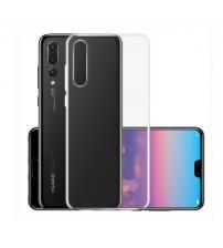 Husa de protectie Slim TPU pentru Huawei P20 Pro, Transparenta