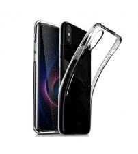 Husa de protectie Slim TPU pentru Huawei P20 , Transparenta