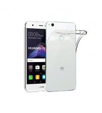 Husa de protectie Slim TPU pentru Huawei P8 Lite 2017, Transparenta
