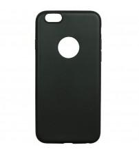 Husa de protectie Slim TPU pentru iPhone 6 / 6S,  Black