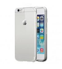Husa de protectie Slim TPU pentru iPhone 6, Transparenta