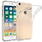 Husa de protectie Slim TPU pentru iPhone 8 Plus, Transparenta