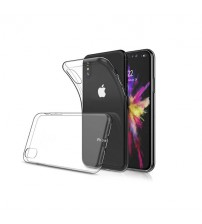 Husa de protectie Slim TPU pentru iPhone X, Transparenta