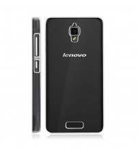 Husa de protectie Slim TPU pentru Lenovo S660, Transparenta