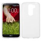 Husa de protectie Slim TPU pentru LG G2 mini, Transparenta [Promo DoubleUP]