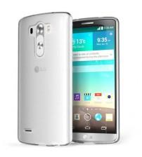 Husa de protectie Slim TPU pentru LG G3 Stylus, Transparenta [Promo DoubleUP]