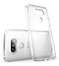 Husa de protectie Slim TPU pentru LG G5, Transparenta