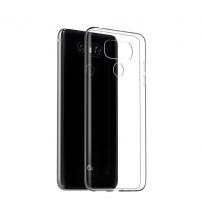 Husa de protectie Slim TPU pentru LG G6, Transparenta