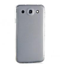 Husa de protectie Slim TPU pentru LG Optimus G Pro, Transparenta [Promo DoubleUP]