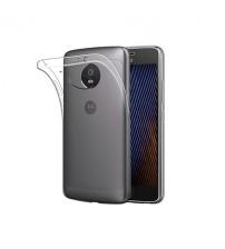 Husa de protectie Slim TPU pentru Motorola Moto G5s Plus, Transparenta