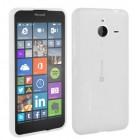 Husa de protectie Slim TPU pentru Nokia Lumia 640XL, Transparenta [Promo DoubleUP]