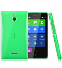 Husa de protectie Slim TPU pentru Nokia X2, Transparenta