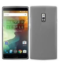 Husa de protectie Slim TPU pentru OnePlus 2, Transparenta [Promo DoubleUP]