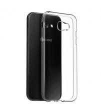 Husa de protectie Slim TPU pentru Samsung Galaxy A3 2017, Transparenta