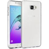 Husa de protectie Slim TPU pentru Samsung Galaxy A7 2016, Transparenta