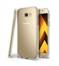 Husa de protectie Slim TPU pentru Samsung Galaxy A5 2017, Transparenta