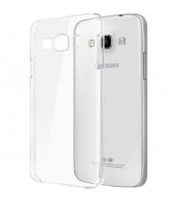 Husa de protectie Slim TPU pentru Samsung Galaxy Ace 4, Transparenta