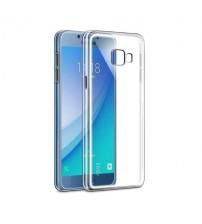 Husa de protectie Slim TPU pentru Samsung Galaxy C5 Pro, transparenta