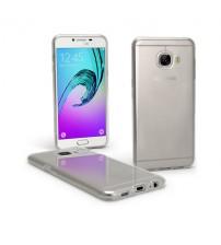 Husa de protectie Slim TPU pentru Samsung Galaxy C5, transparenta