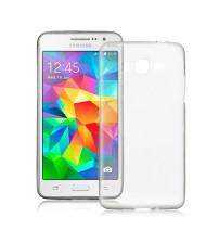 Husa de protectie Slim TPU pentru Samsung Galaxy Grand Prime, Transparenta