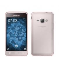 Husa de protectie Slim TPU pentru Samsung Galaxy J1 Ace, Transparenta