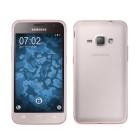 Husa de protectie Slim TPU pentru Samsung Galaxy J1 Ace, Transparenta [Promo DoubleUP]