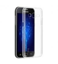 Husa de protectie Slim TPU pentru Samsung Galaxy J2, Transparenta