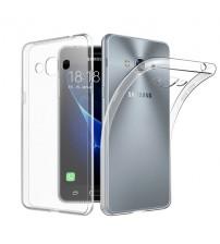 Husa de protectie Slim TPU pentru Samsung Galaxy J3 2017, Transparenta