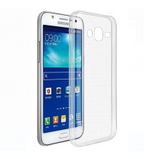 Husa de protectie Slim TPU pentru Samsung Galaxy J5 2016, Transparenta