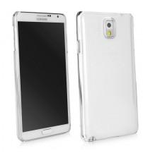 Husa de protectie Slim TPU pentru Samsung Galaxy Note 3, Transparenta [Promo DoubleUP]
