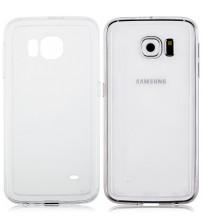 Husa de protectie Slim TPU pentru Samsung Galaxy Note 4, Transparenta [Promo DoubleUP]