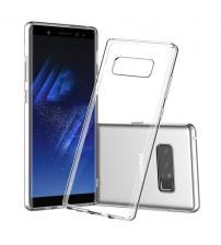 Husa de protectie Slim TPU pentru Samsung Galaxy Note 8, Transparenta