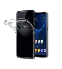 Husa de protectie Slim TPU pentru Samsung Galaxy Note 9, Transparenta