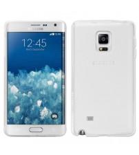 Husa de protectie Slim TPU pentru Samsung Galaxy Note Edge, Transparenta