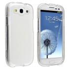 Husa de protectie Slim TPU pentru Samsung Galaxy S3, Transparenta [Promo DoubleUP]