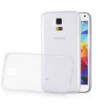Husa de protectie Slim TPU pentru Samsung Galaxy S5 mini, Transparenta