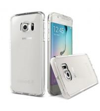 Husa de protectie Slim TPU pentru Samsung Galaxy S7 Edge Plus, Transparenta