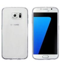Husa de protectie Slim TPU pentru Samsung Galaxy S7, Transparenta