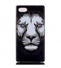 Husa de protectie Slim TPU pentru Sony Xperia Z5 compact,  Lion