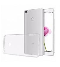 Husa de protectie Slim TPU pentru Xiaomi Max, Transparenta [Promo DoubleUP]