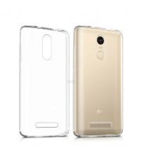 Husa de protectie Slim TPU pentru Xiaomi Mi2, Transparenta [Promo DoubleUP]