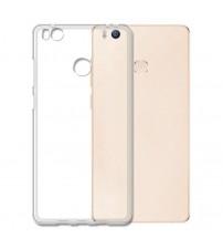 Husa de protectie Slim TPU pentru Xiaomi Mi4S, Transparenta