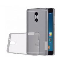 Husa de protectie Slim TPU pentru Xiaomi Mi5s Plus, Transparenta [Promo DoubleUP]
