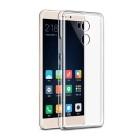 Husa de protectie Slim TPU pentru Xiaomi Redmi 4 Prime, Transparenta