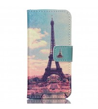 Husa de protectie tip carte pentru iPhone 5C,  Paris