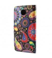 Husa de protectie tip carte pentru Motorola Nexus 6,  Future